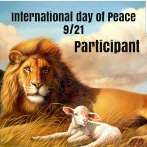 Other - International Day of Peace 🕊☮🕊